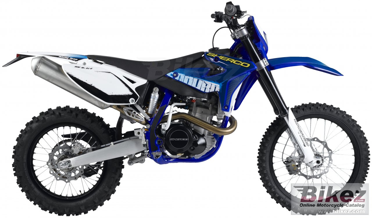 Big Sherco se 5.1i-f picture and wallpaper from Bikez.com
