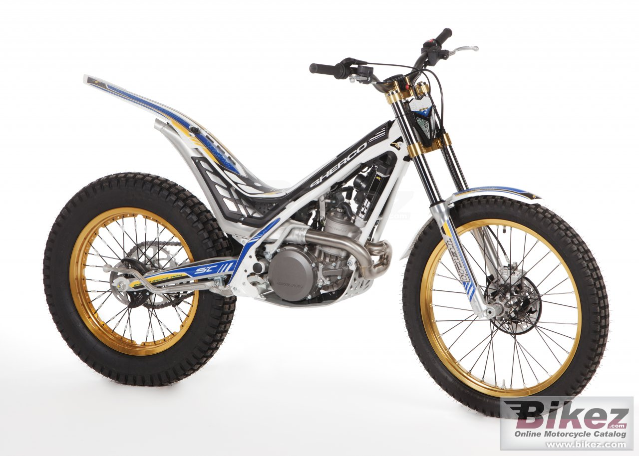 Big Sherco st 4 picture and wallpaper from Bikez.com