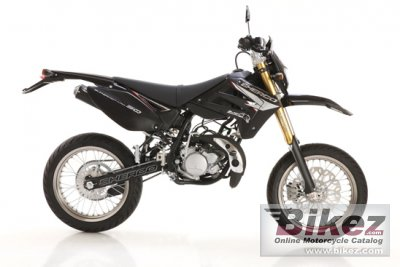 2012 Sherco SM 50 Black Panther