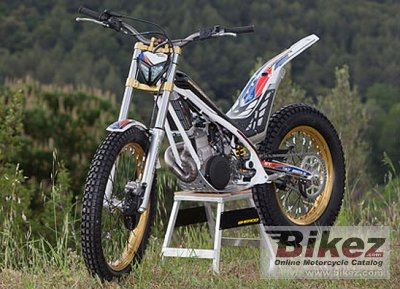 2012 Sherco ST Cabestany Replica