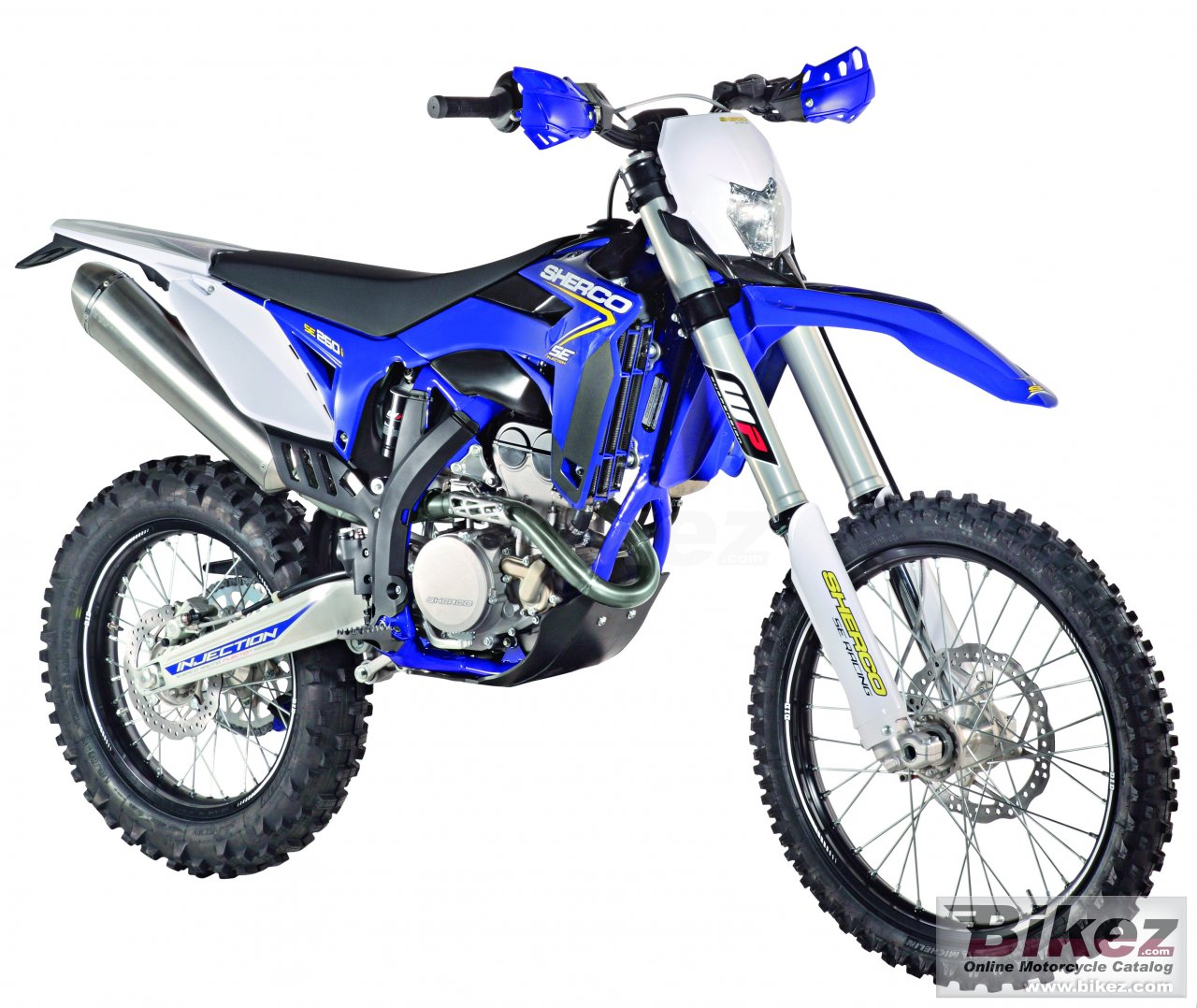 Big Sherco se 250i racing picture and wallpaper from Bikez.com