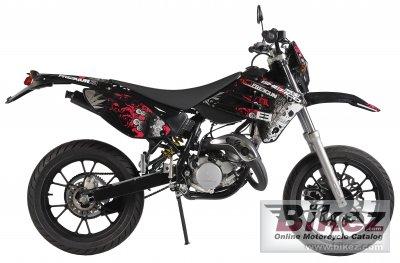 2013 Sherco SM 50 Freegun