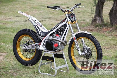 2013 Sherco St Cabestany Replica Specifications And Pictures