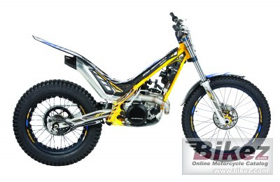 2014 Sherco 125 ST photo