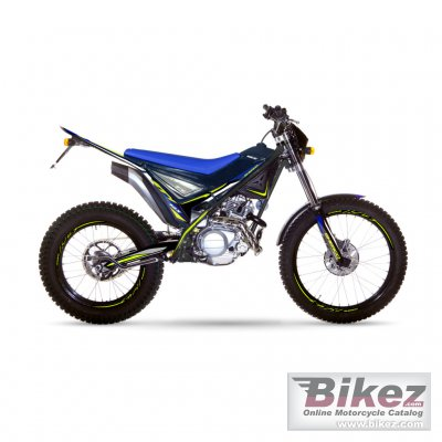 2021 Sherco 125 TY Long Ride
