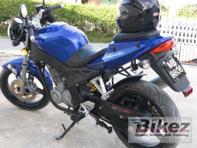 2008 Shineray XY250-5
