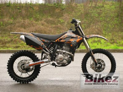 2011 Shineray XY250GY-2 photo