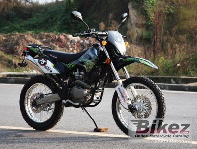 2011 Shineray XY125GY-6 photo