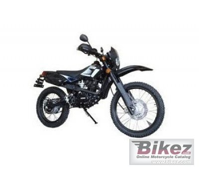 2011 Shineray XY125GY