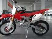2008 ShineTime  250 Dirt Bike