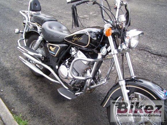2003 Siamoto Geco 250 Custom