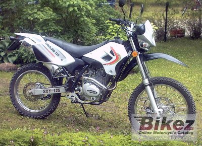 2003 Siamoto Enduro 125 photo