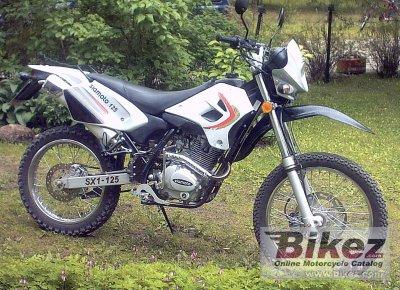 2003 Siamoto Enduro 125