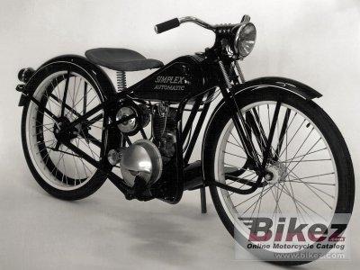 1942 Simplex Automatic
