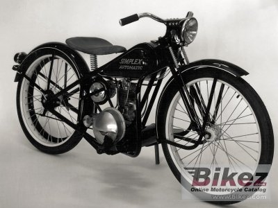 1945 Simplex Automatic