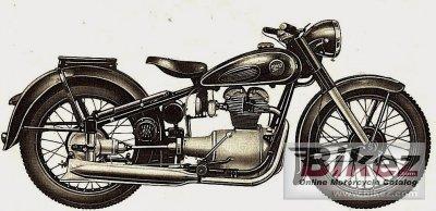 1953 Simson AWO 425