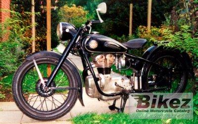 1955 Simson 425 T