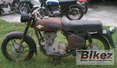 1958 Simson 425 GS