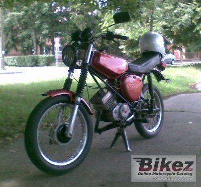 1980 Simson S51 B1-4