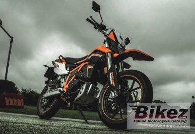 2021 Sinnis Apache SMR
