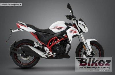 2021 Sinnis RSX125