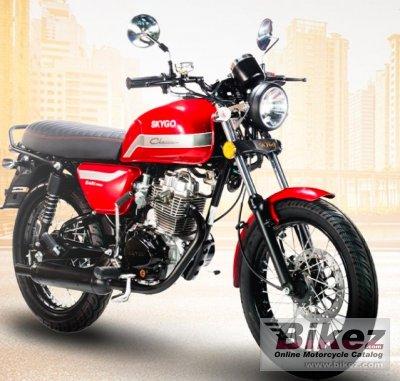 2020 Skygo Earl 150