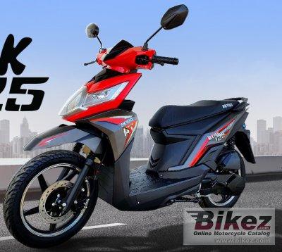 2021 Skygo Blink 125