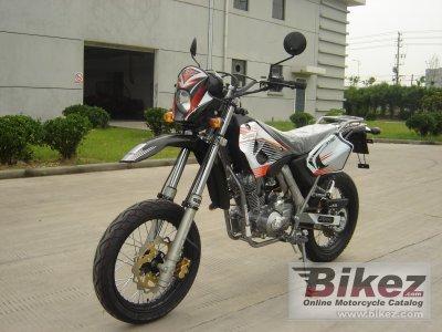 2008 Skyteam ST250