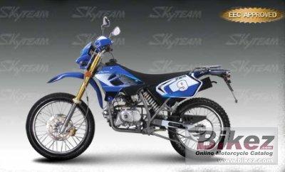 2008 Skyteam ST50