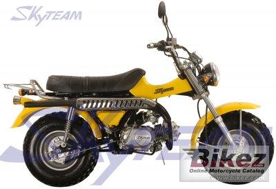 2009 Skyteam ST125-11