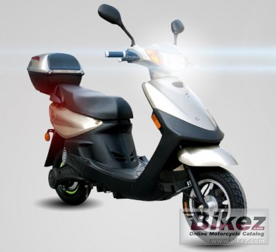 2016 Sonik Eco Ride 600
