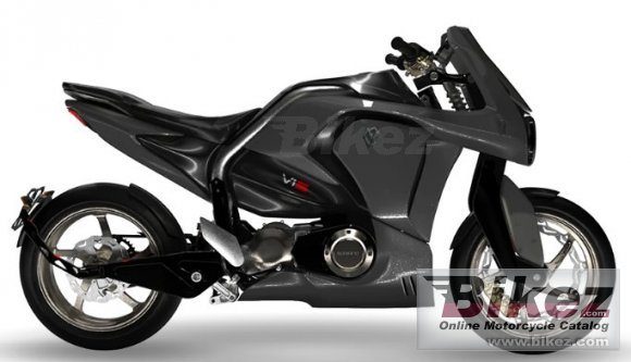2021 Soriano Giaguaro V1S