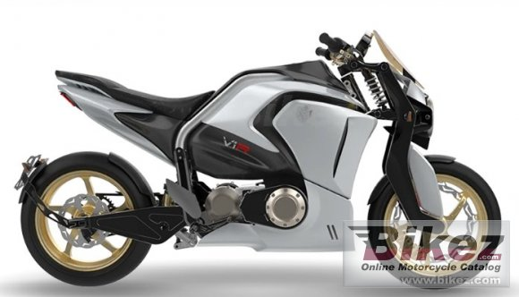 2021 Soriano Giaguaro V1R