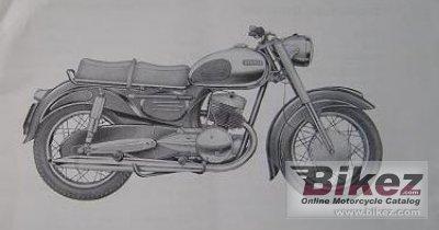 1957 Sparta SL 250