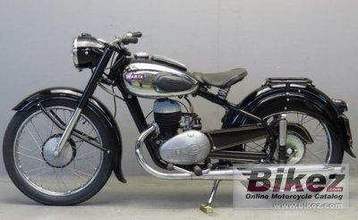 1958 Sparta 250 Twin