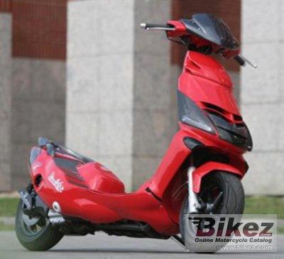 2012 Standbike SuperBikeBoard