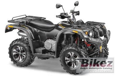 2021 Stels 600Y Leopard