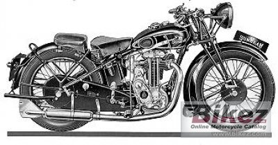 1933 Sunbeam 95L Special