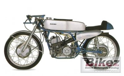 1963 Suzuki GP RT63