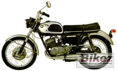 1970 Suzuki T 20 photo