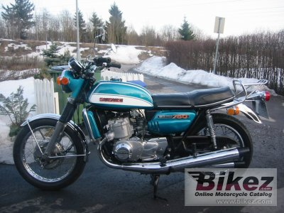 1971 Suzuki GT 750 J photo