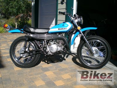 1972 Suzuki T 250 photo