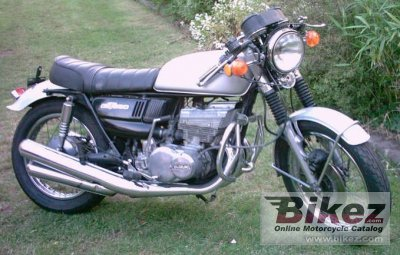 1973 Suzuki GT 550 photo