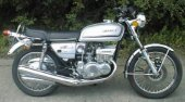 1973 Suzuki GT 380 photo