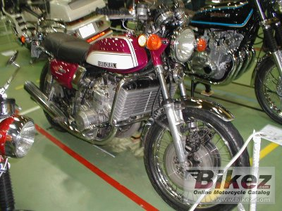 1974 Suzuki GT 750 photo