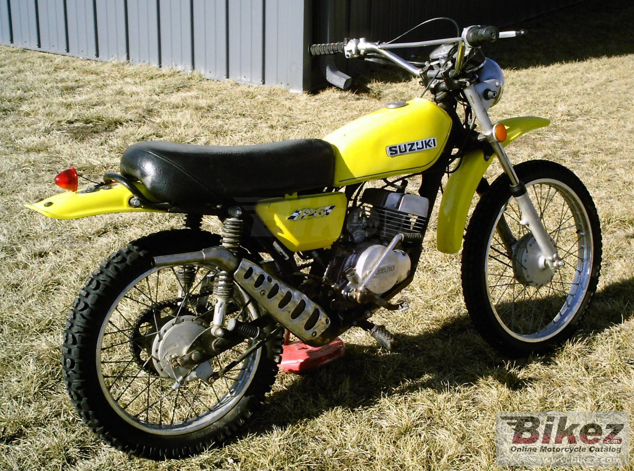 Big  ts 125 picture and wallpaper from Bikez.com