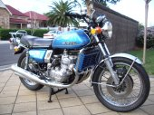 1975 Suzuki GT 750 photo