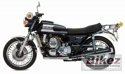 1976 Suzuki RE 5 Rotary photo