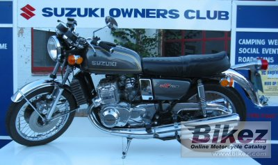 1976 Suzuki GT 750 photo