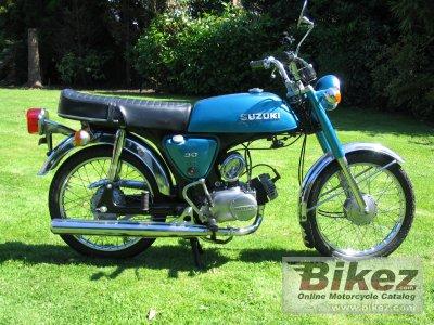 1976 Suzuki AP 50
